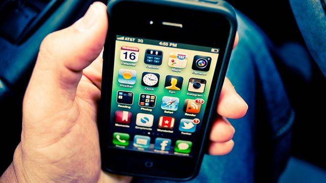 ¿En qué momento del día se utilizan más las aplicaciones?