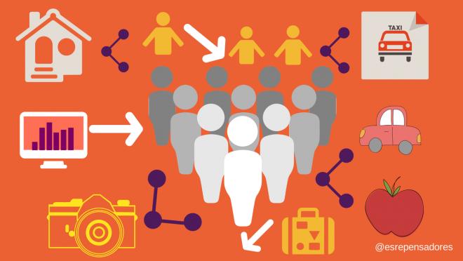 Cómo funciona la economía colaborativa