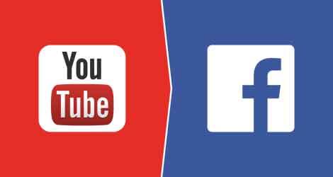 YouTube o Facebook, ¿Dónde se consumen más vídeos online?