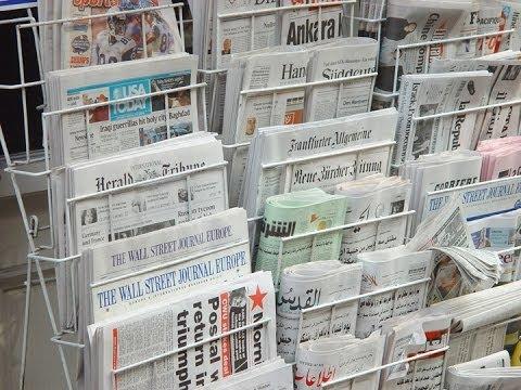 ¿Sobrevivirá la prensa escrita en el mundo digital?