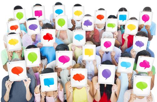 En las redes sociales se vende, se intercambia, se critica o se ensalza