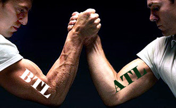 ¿Qué son las estrategias ATL y BTL?